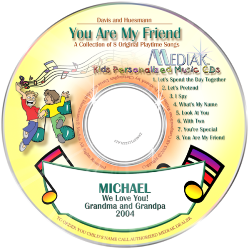 MP3 - You Are My Friend