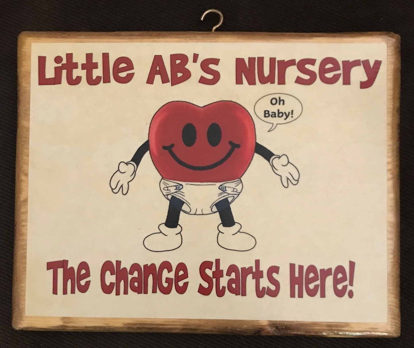 Little AB's Nursery - The Change Starts Here