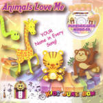 Animals Love Me CD