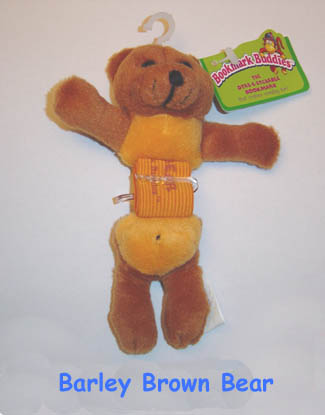 Barley Brown Bear
