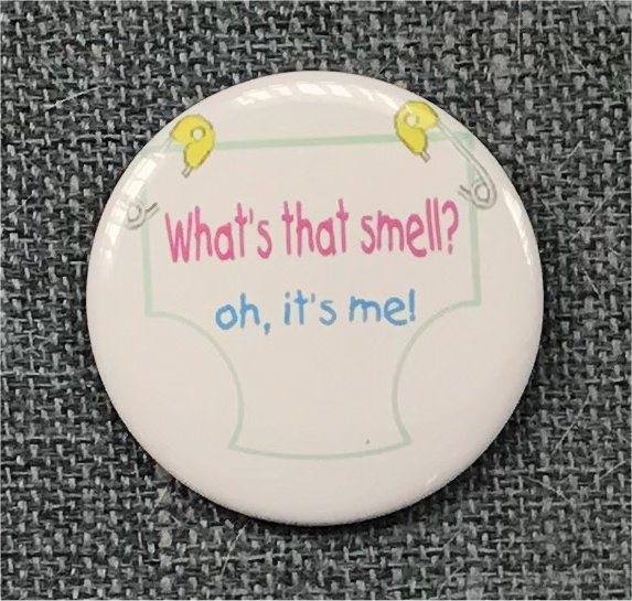 What's That Smell? Oh, It's Me!