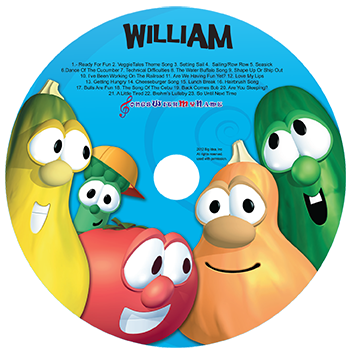 MP3 - Silly Songs With the Veggie Tales